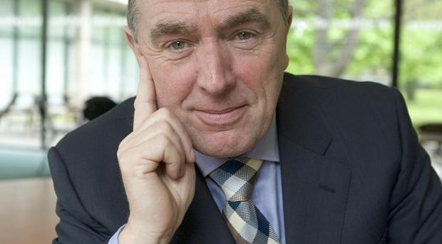 RTE presenter Colm Murray has died at the age of 61 (RTE/PA)