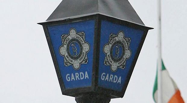 The man was in his early 20s and was being detained at Dungarvan Garda station in Co Waterford