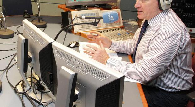 Television presenter Pat Kenny is set to leave RTE