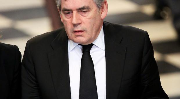 Adam Busby, 64, is understood to be facing several charges dating from 2009 and 2010, including a threat to poison Gordon Brown