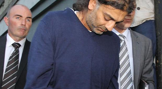 A judge ordered that Sanjeev Chada should undergo medical treatment