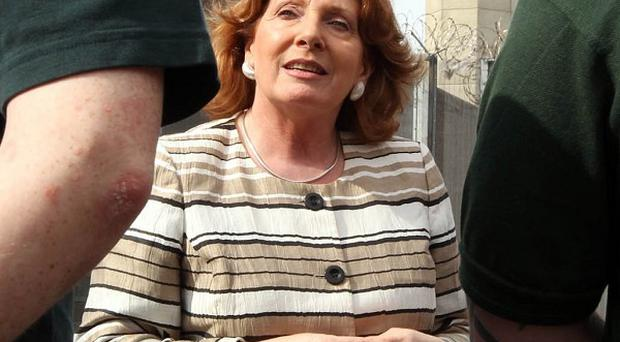 Kathleen Lynch suffered a recurring attack of septicaemia