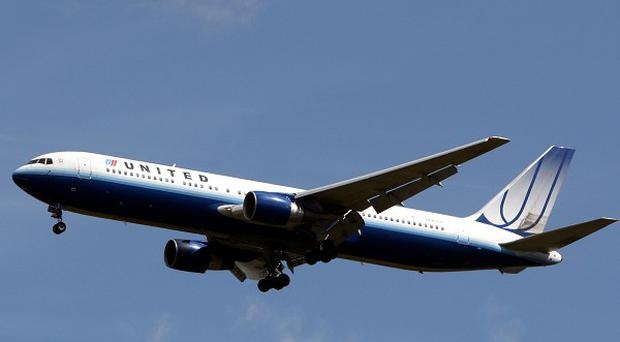 A United Airlines flight has made an emergency landing at Dublin Airport