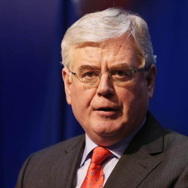Tanaiste Eamon Gilmore has urged the Egyptian authorities to show restraint
