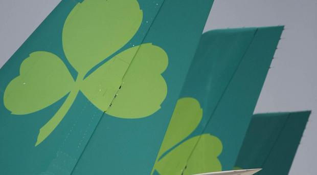 Aer Lingus pilots threatened action relating to a strike by Aer Arran pilots which has been called off following talks