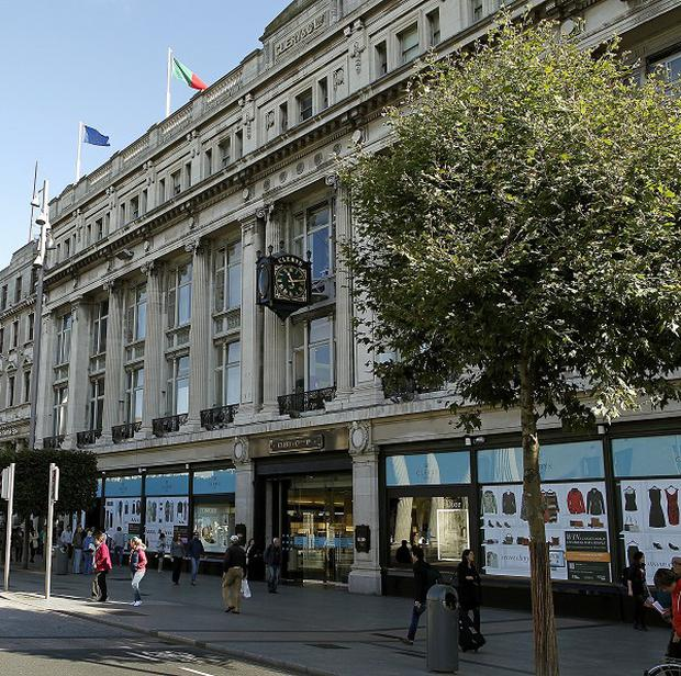 Almost 90 staff at Clerys will be laid off until storm damage is repaired