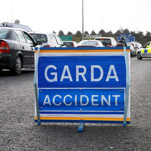A man in his early 30s has died after a road crash in Co Longford.