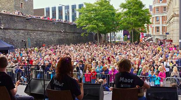 Derry is one of 34 venues that will host Culture Night events.