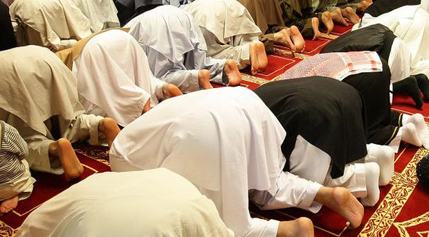 Muslims must observe five daily calls to prayer
