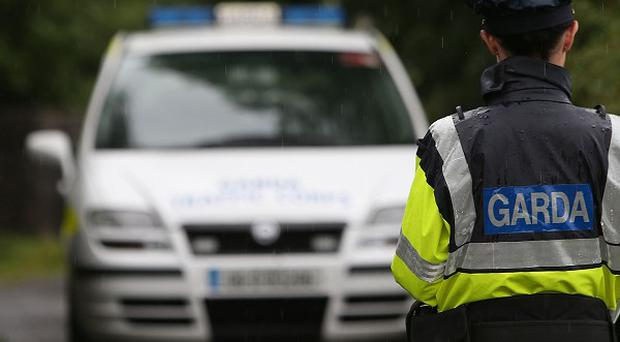Gardai are investigating after a body was found in a waste truck in Dublin.