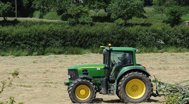 Gardai have launched a probe into the death of a 14-year-old boy who fell from a tractor