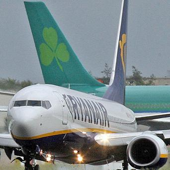 Ryanair has made three attempts to buy Aer Lingus