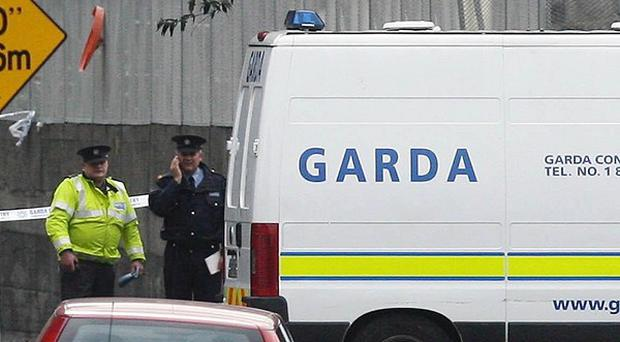 Gardai said a man in his 60s and a man in his 30s were injured in the incidents in north Dublin