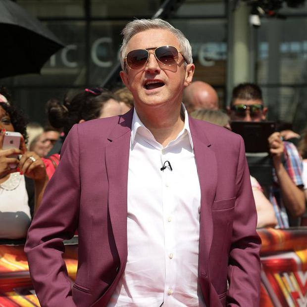 X Factor judge Louis Walsh is quitting the talent show after this year's series