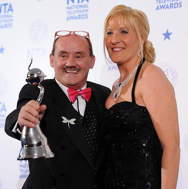Mrs Brown actor Brendan O'Carroll has slammed his critics.