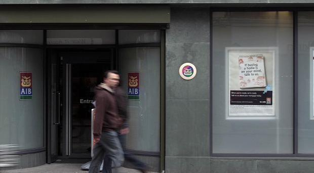 Allied Irish Banks stock gained more than 9.3% to 15.3%