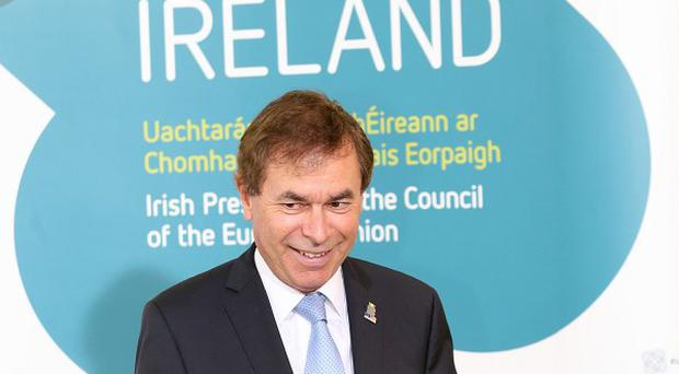 Defence minister Alan Shatter said the 43rd Infantry would have the best kit and protection available to them.
