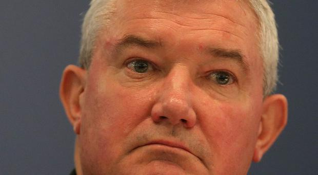 Bank of Ireland chief executive Richie Boucher has revealed nearly 12,000 householders have defaulted on their mortgages