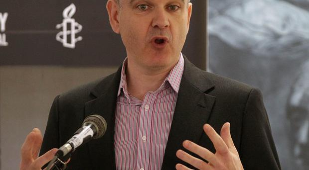 Amnesty International's Colm O'Gorman attacked Ireland for not doing enough to help women threatened with female genital mutilation across Europe