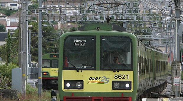 Irish Rail is to run smaller Dart trains during quieter times of the day as it seeks to cut fuel bills