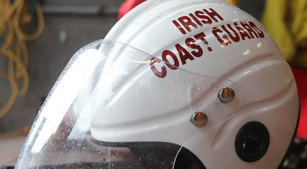 The Irish Coast Guard said two people have been rescued from the Avoca River in Arklow, Co Wicklow