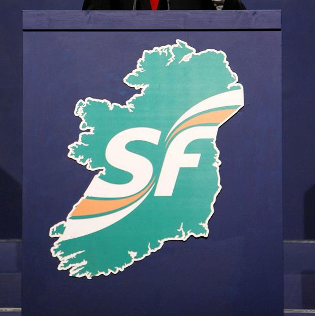 Sinn Fein figures say they were left with