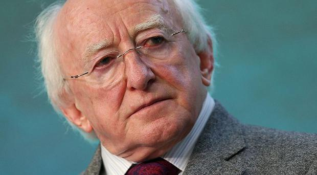 The country's institutions should make economic decisions based on fairness and not wealth, President Michael D Higgins has urged