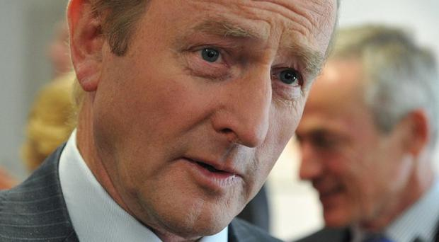 Taoiseach Enda Kenny has launched a fierce defence of Ireland's tax regime.