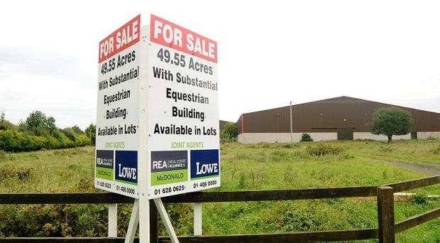 The Jessbrook Equestrian Centre, once owned by one of Ireland's most notorious criminals, has been put up for sale.