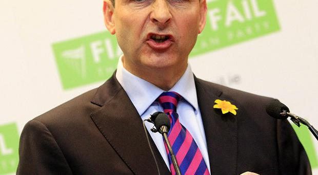 Fianna Fail party leader Micheal Martin has called for the Taoiseach to appoint someone to intervene in the eviction dispute