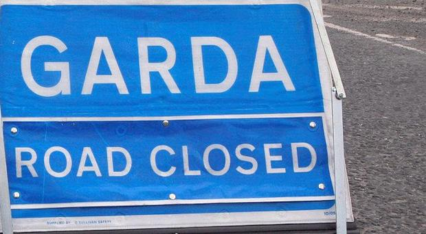 The southbound carriageway was closed but has now re-opened