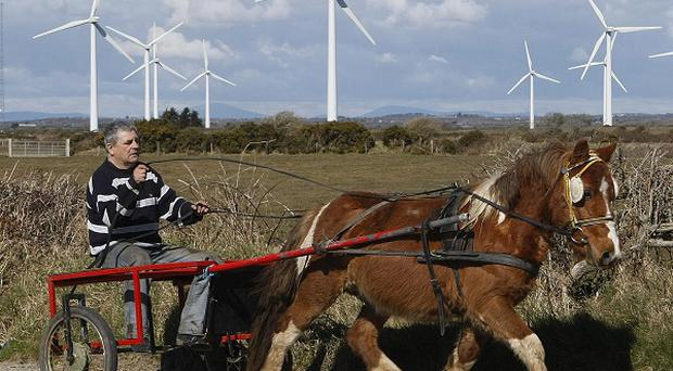 Fears about a proposed windfarm venture have been