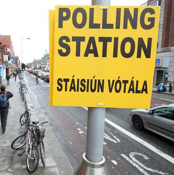 Only 39% of the Irish electorate turned out to have their say on the Seanad referendum