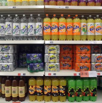 Health experts have said increasing tax on sugary drinks could help curb child obesity