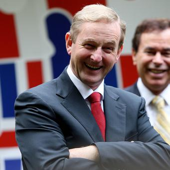 A minister has criticised Enda Kenny for not appearing on a TV debate over the Seanad vote