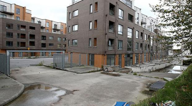 Priory Hall in north Dublin has been branded one of the worst failures of the Celtic Tiger
