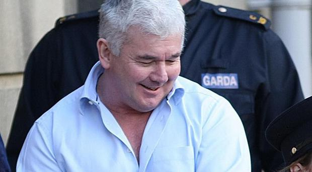 John Gilligan is set to be released from prison tomorrow