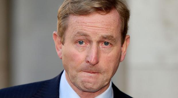 Enda Kenny insisted Government-led education and training initiatives usually result in jobs.