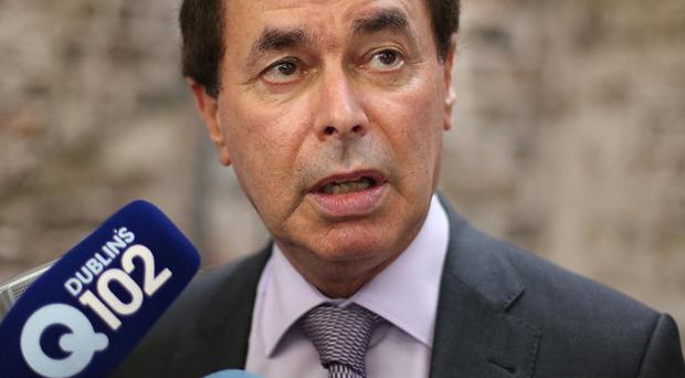 Alan Shatter said the move by the UK to ease visa restrictions on Chinese visitors will help boost tourism in Ireland too