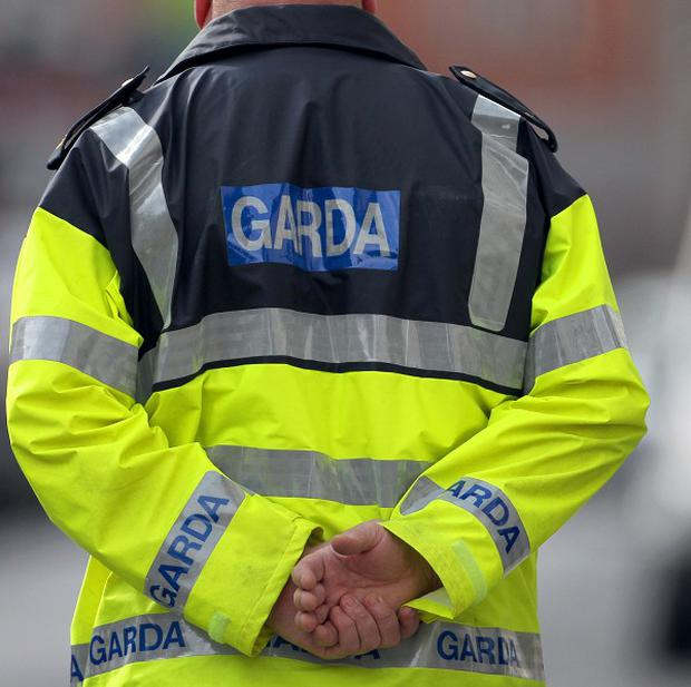 A man is fighting for his life after fending off gang of burglars at his Dublin home