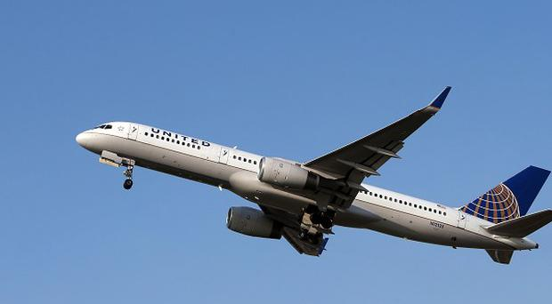 A passenger was taken to hospital after a New York to Dublin flight hit severe turbulence