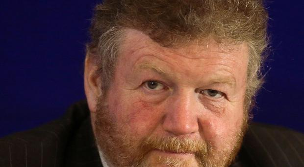 Health Minister Dr James Reilly says he has no intention of resigning.