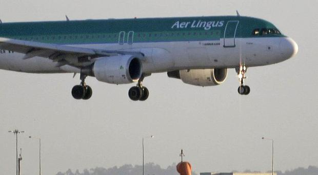 Aer Lingus has cancelled eight flights between Ireland and London Heathrow