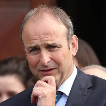 Micheal Martin has led the tributes after former Fianna Fail minister Noel Davern died