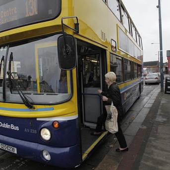 A cost-cutting plan at Dublin Bus will be implemented next month.