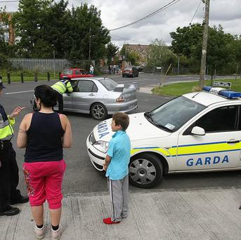 Gardai will receive 305 new cars.