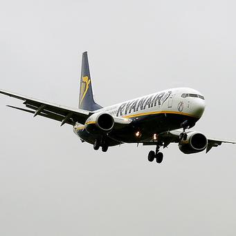 Ryanair said it expects a 9% drop in average fares for the current quarter