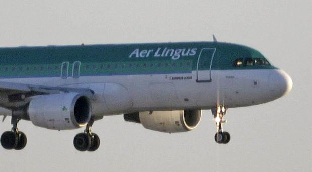 Aer Lingus cabin crew have voted in favour of a protest against cutbacks and changes to work shifts