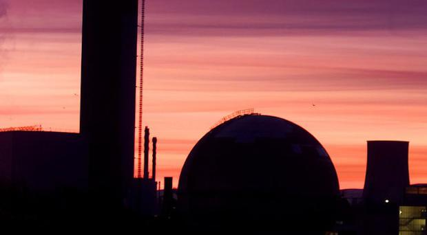 The seven existing nuclear power plants in the UK are to be shut down by 2013