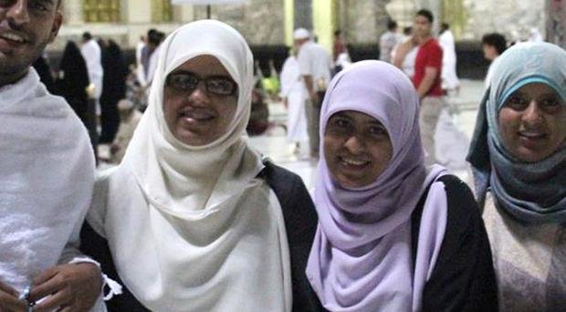 The Halawa sisters have been freed but their teenage brother is still being detained